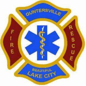 Guntersville Fire & Rescue Badge