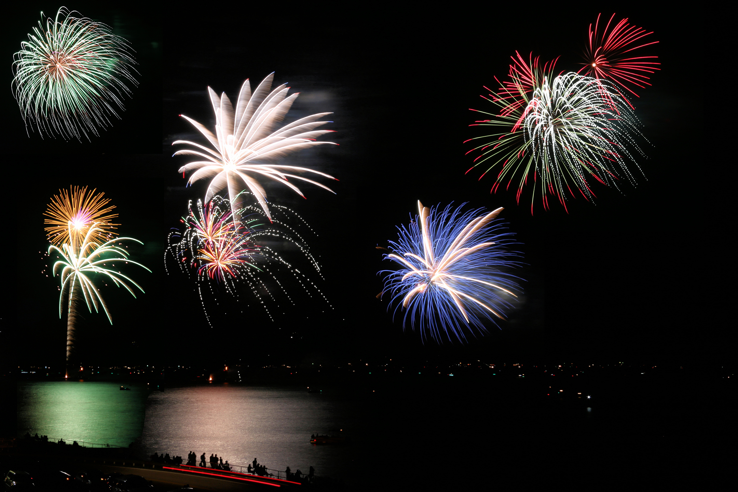 Fireworks City of Guntersville