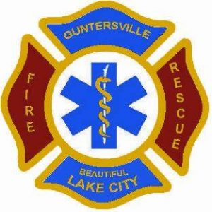 Guntersville Fire & Rescue Badge