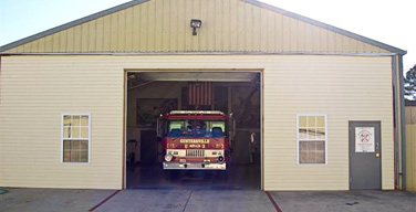 Guntersville Fire & Rescue station 3