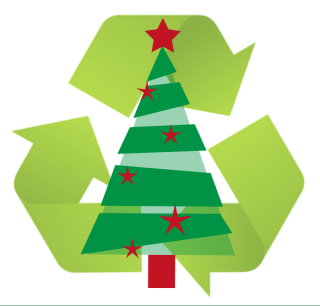 Modified Recycling and Garbage Pickup for Christmas