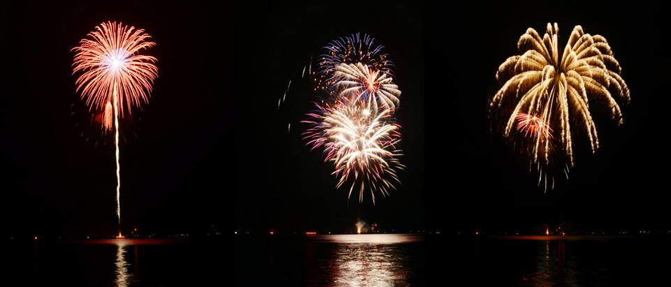 July 4th Fireworks Show