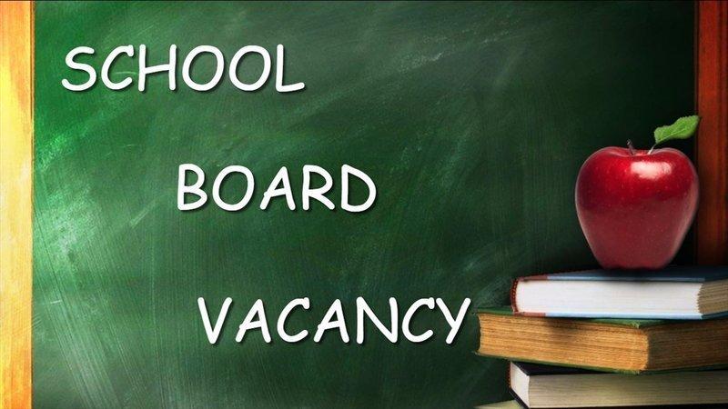 School Board Opening